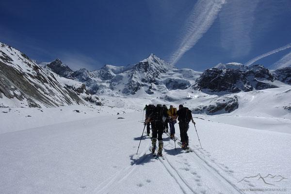 ...aber jetzt geht es definitiv zu Ski weiter!