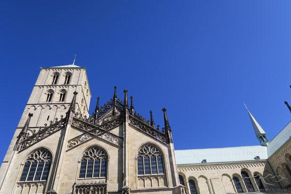 Der St.-Paulus-Dom ist eine römisch-katholische Kirche in Münster unter dem Patrozinium des Apostels Paulus. Die Kathedrale des Bistums Münster zählt zu den bedeutendsten Kirchenbauten in Münster.