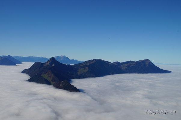 Inseln im Nebelmeer