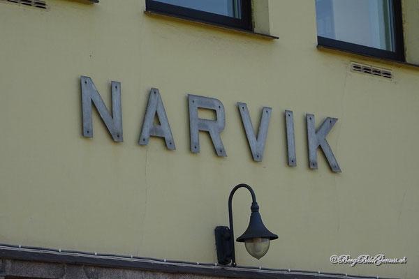 Bahnhof Narvik