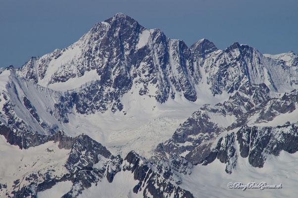 Finsteraarhorn - der höchste Berner