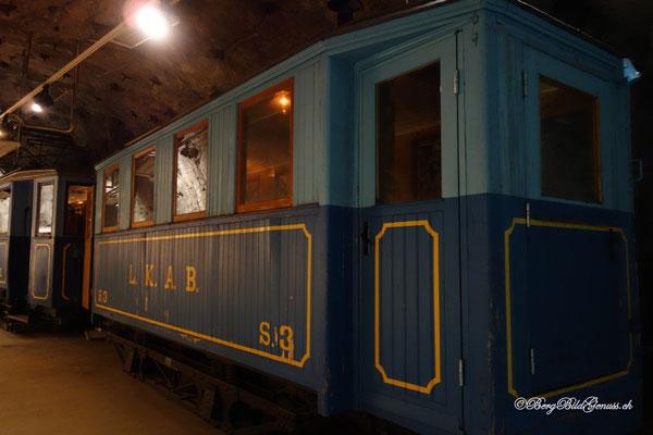 Die alte Arbeiterbahn