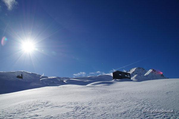 Bald bei der Bergstation