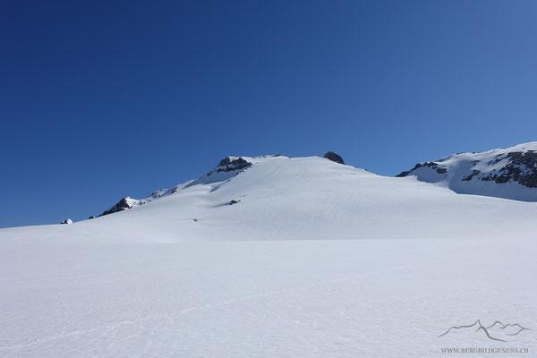 Sicht zum Sustenhorn