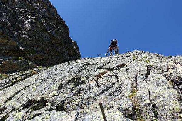 Klettersteig Tierbergli : Tierbergli klettersteig bergbildgenuss