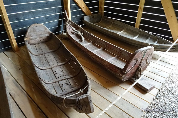 ..und Boote aus verschiedenen Epochen...