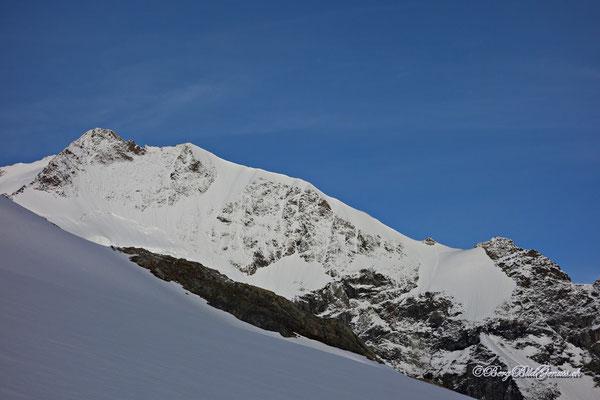 Und wieder...Piz Bernina mit Biancograt