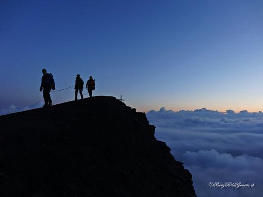 Aufstieg zum Doldenhorn BE