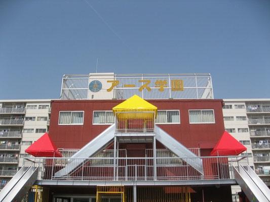 幼稚園テント