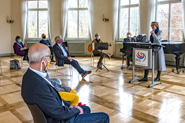SAF Kirchheim - Einsetzung der neuen Seminarleiterin Ute Recknagel-Saller - 3
