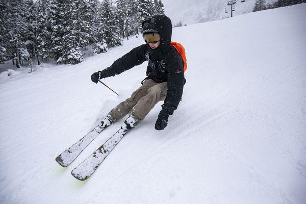 Lehrgänge am SEMINAR FÜR AUSBILDUNG UND FORTBILDUNG DER LEHKRÄFTE KIRCHHEIM: Wintersportlehrgang in Ehrwald - 12