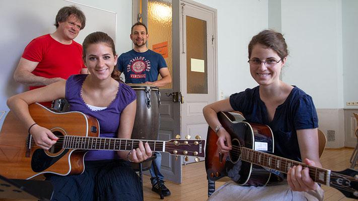 Fachlehrerausbildung für musisch-technische Fächer - Ausbildung im Fach Musik - 15