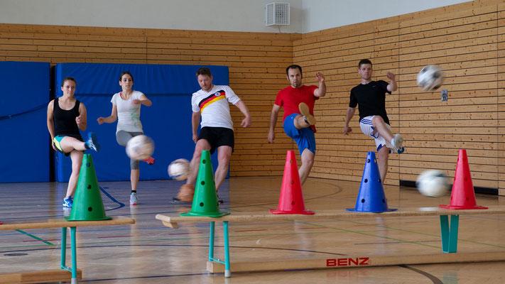 Fachlehrerausbildung für musisch-technische Fächer - Ausbildung im Fach Sport - 3