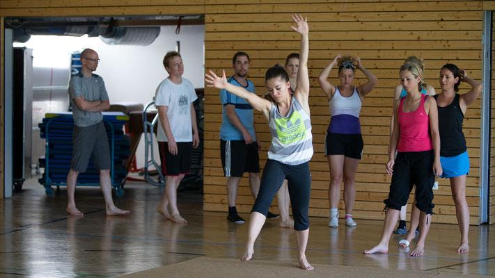 Fachlehrerausbildung für musisch-technische Fächer - Ausbildung im Fach Sport - 14