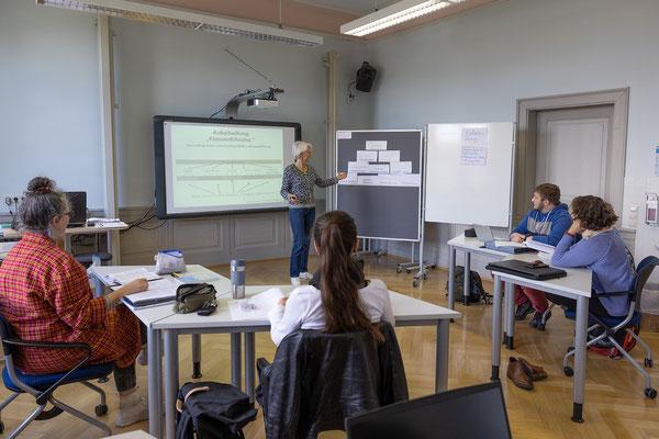 Ausbildung im Fach Pädagogik - Pädagogische Psychologie am SAF Kirchheim - 11