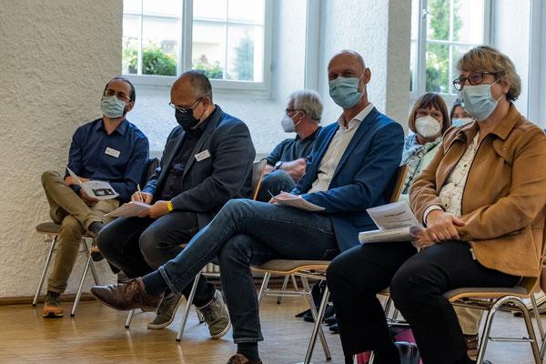 SAF Kirchheim - Vereidigung der neuen 1er Kurse am 14.09.2021 - 11