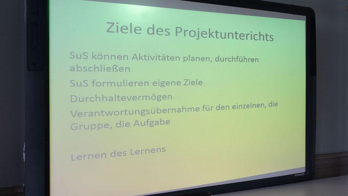 Ausbildung im Fach Pädagogik - Pädagogische Psychologie am SAF Kirchheim - 4