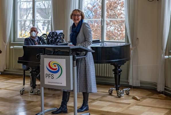 SAF Kirchheim - Einsetzung der neuen Seminarleiterin Ute Recknagel-Saller - 8
