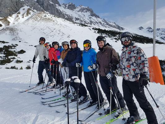 Lehrgänge am SEMINAR FÜR AUSBILDUNG UND FORTBILDUNG DER LEHKRÄFTE KIRCHHEIM: Wintersportlehrgang in Ehrwald - 6