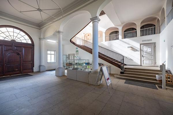 Gebäude und Räume des SAF Kirchheim - Die Kutscherhalle