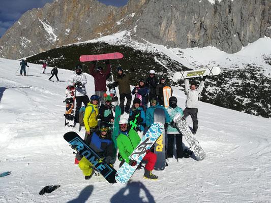 Lehrgänge am SEMINAR FÜR AUSBILDUNG UND FORTBILDUNG DER LEHKRÄFTE KIRCHHEIM: Wintersportlehrgang in Ehrwald - 7