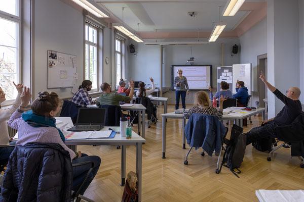 Ausbildung im Fach Pädagogik - Pädagogische Psychologie am SAF Kirchheim - 12