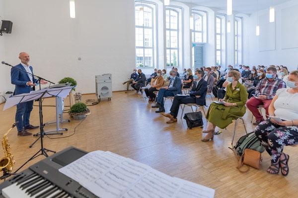 SAF Kirchheim - Vereidigung der neuen 1er Kurse am 14.09.2021 - 15
