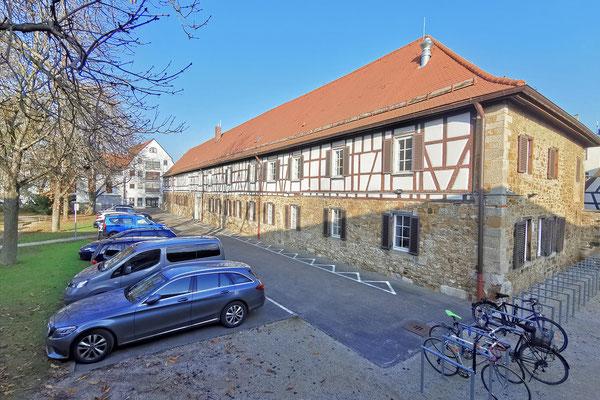 Gebäude und Räume des SAF Kirchheim - Marstall