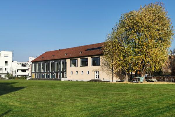 Gebäude und Räume des SAF Kirchheim - Sporthalle