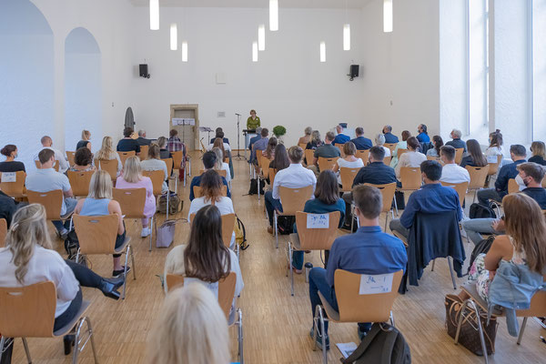 SAF Kirchheim - Vereidigung der neuen 1er Kurse am 14.09.2021 - 6