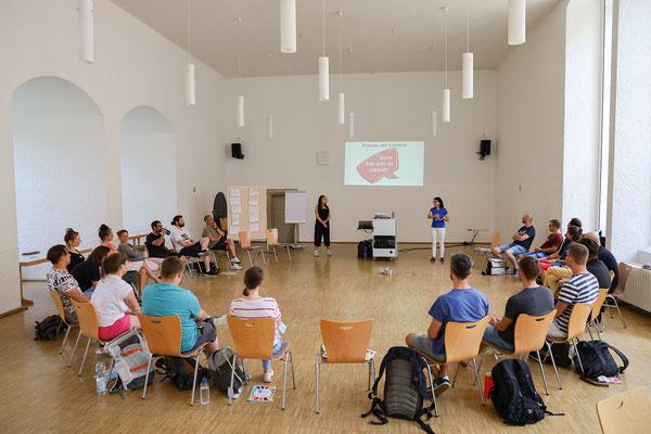 Bildung für nachhaltige Entwicklung - Die BNE Projektwoche 2021 - 17