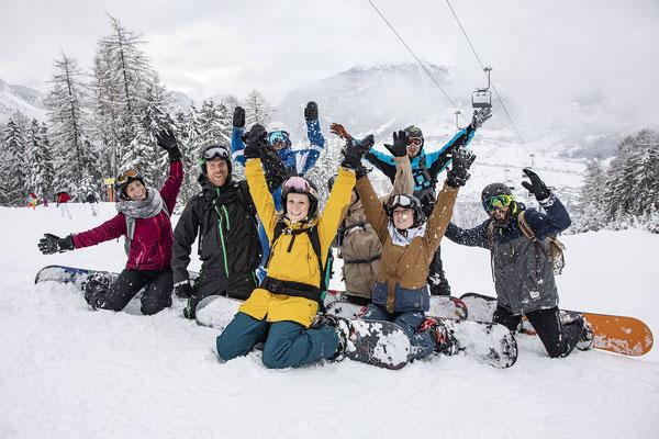 Lehrgänge am SEMINAR FÜR AUSBILDUNG UND FORTBILDUNG DER LEHKRÄFTE KIRCHHEIM: Wintersportlehrgang in Ehrwald - 1