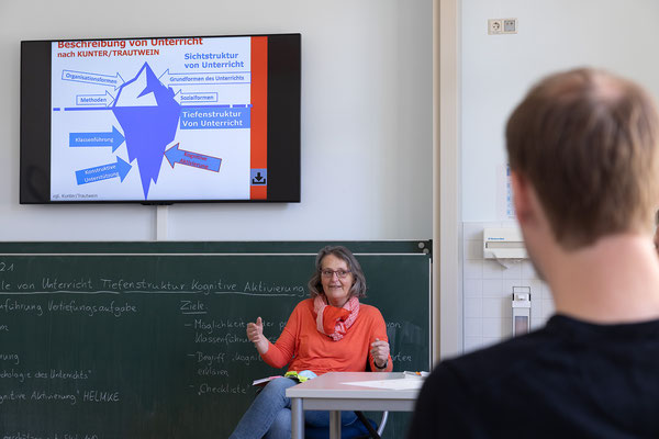 Ausbildung im Fach Pädagogik - Pädagogische Psychologie am SAF Kirchheim - 9
