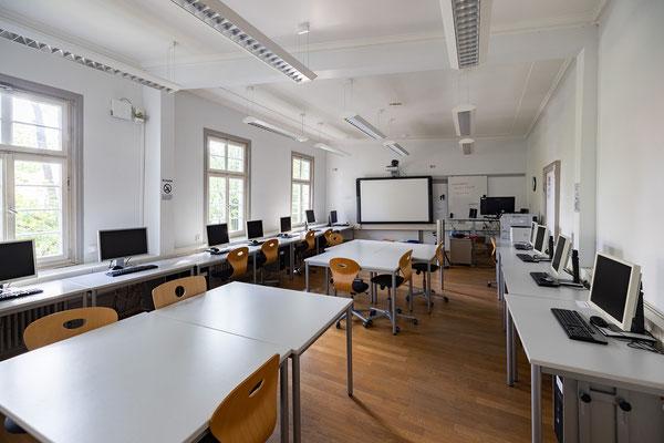 Gebäude und Räume des SAF Kirchheim - Computerraum 2