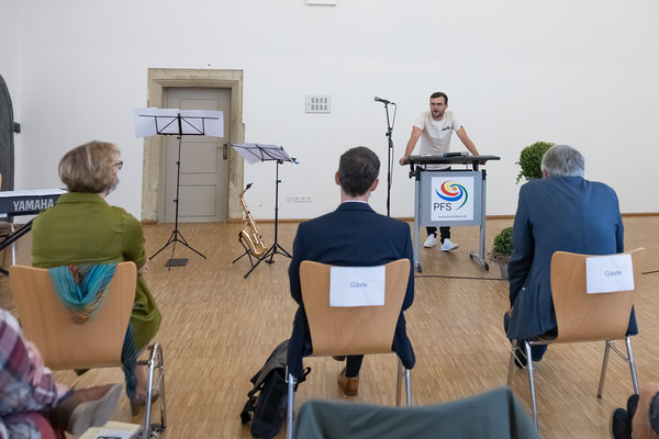 SAF Kirchheim - Vereidigung der neuen 1er Kurse am 14.09.2021 - 29