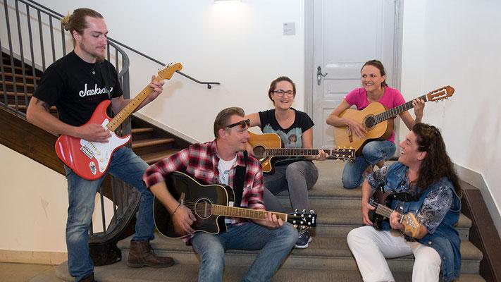 Fachlehrerausbildung für musisch-technische Fächer - Ausbildung im Fach Musik - 5