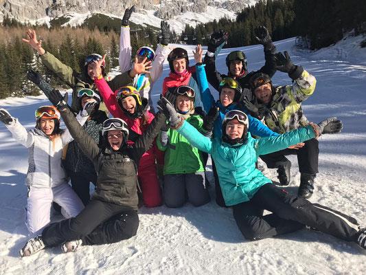 Lehrgänge am SEMINAR FÜR AUSBILDUNG UND FORTBILDUNG DER LEHKRÄFTE KIRCHHEIM: Wintersportlehrgang in Ehrwald - 5