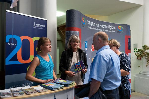 SAF Kirchheim - Bildung für nachhaltige Entwicklung - Aktionen am Seminar - 9