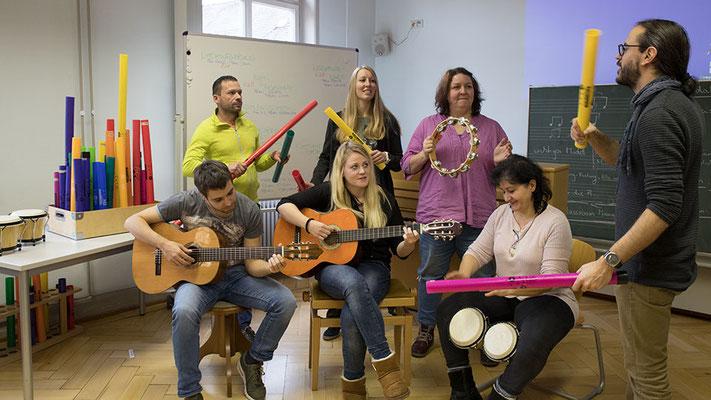 Fachlehrerausbildung für musisch-technische Fächer - Ausbildung im Fach Musik - 2
