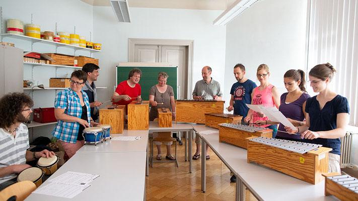 Fachlehrerausbildung für musisch-technische Fächer - Ausbildung im Fach Musik - 16