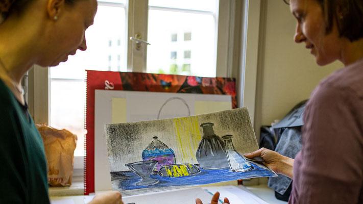 Fachlehrerausbildung für musisch-technische Fächer - Ausbildung im Fach Bildende Kunst - 4