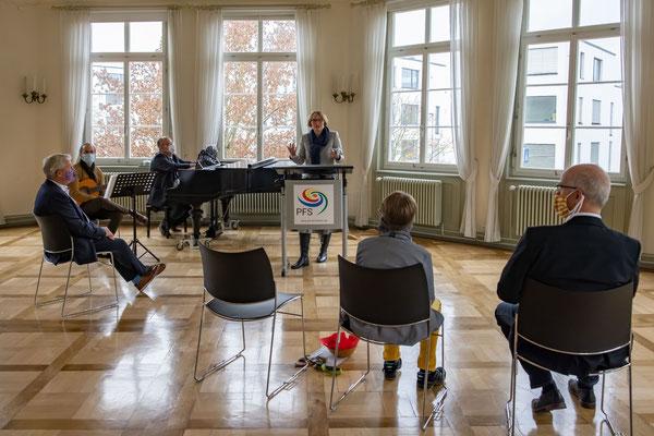 SAF Kirchheim - Einsetzung der neuen Seminarleiterin Ute Recknagel-Saller - 9