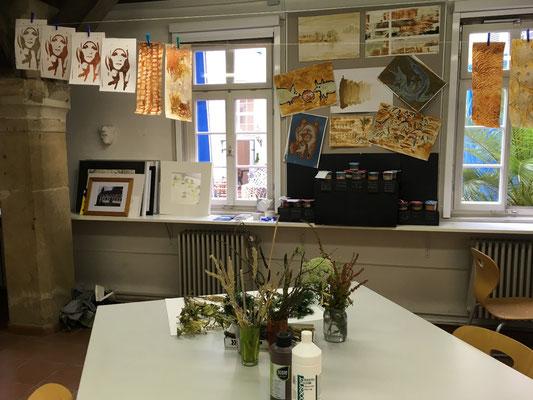 Fachlehrerausbildung für musisch-technische Fächer - Ausbildung im Fach Bildende Kunst - 18