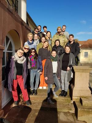 SAF Kirchheim - Lehrgang Bildende Kunst auf Schloss Rotenfels - 8