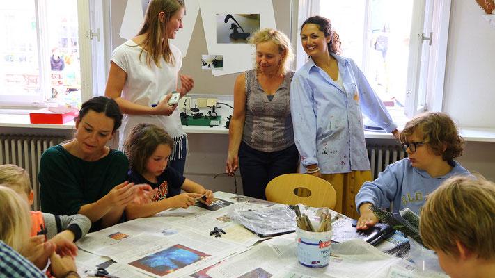 Fachlehrerausbildung für musisch-technische Fächer - Ausbildung im Fach Bildende Kunst - 12