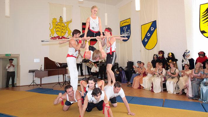 Fachlehrerausbildung für musisch-technische Fächer - Ausbildung im Fach Sport - 24