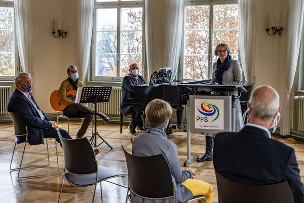SAF Kirchheim - Einsetzung der neuen Seminarleiterin Ute Recknagel-Saller - 4