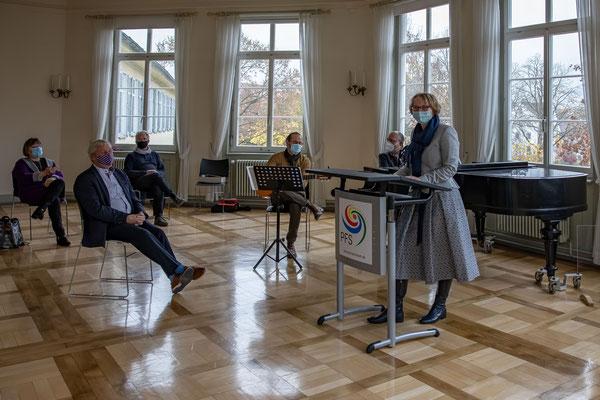 SAF Kirchheim - Einsetzung der neuen Seminarleiterin Ute Recknagel-Saller - 6