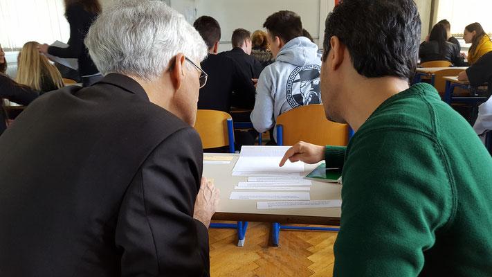 Der Fremdsprachenunterricht spielt eine bedeutende Rolle im Slowenien. Foto: Ulrichs