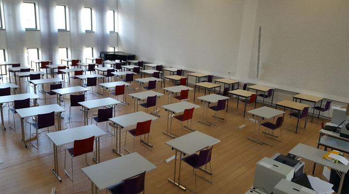 Prüfungsvorbereitung an den Schulen in Kopenhagen. Bild: Ulrichs